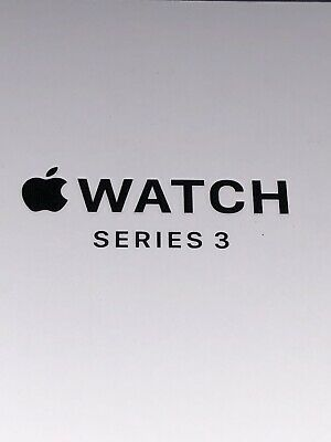 Apple Watch Box Series 3 Perfect  Condition No Watch