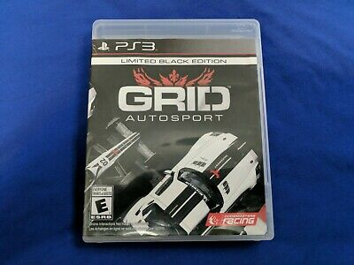 Grid Autosport (Sony PlayStation 3, 2014) - Complete - Mint Disc
