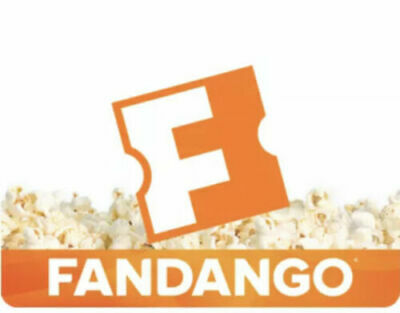 Fandangonow code redeemable online up to $15 - Expire 07/31/20