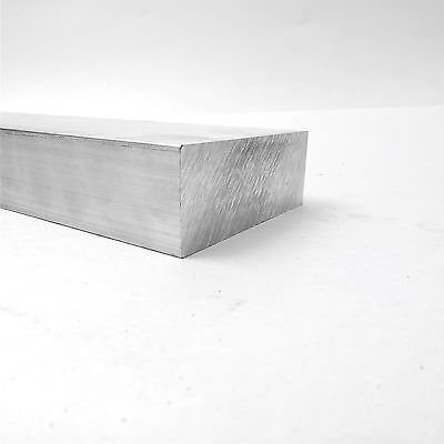 "1.5"" x 4"" Aluminum Solid 6061 FLAT BAR 47.875"" Long new mill stock sku M108"