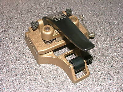 CIR CATOZZO 17.5mm SOUNDTRACK TAPE SPLICER - GOOD WORKING ORDER    #47A