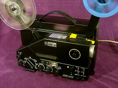 Sankyo 702 Super 8 Twin Track Sound Projector  Fully Serviced #2