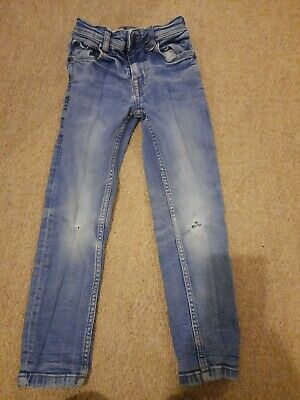 Boys Next Ripped Skinny Jeans Age 5