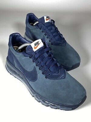 NIKE AIR MAX Zero Men's Trainers Smokey BlueWhite EUR 134