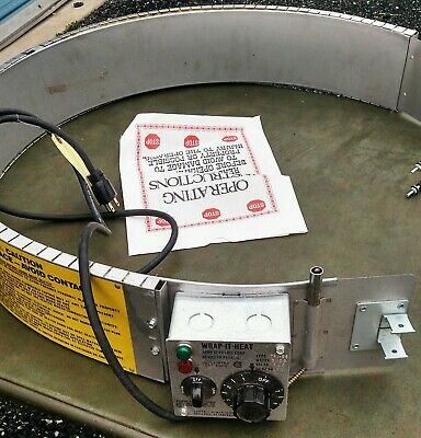 Acra Electric Wrap It Heat Drum Heater