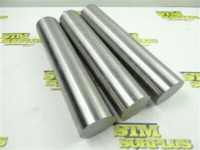"""24.5Lb 1045 Tgp Solid Steel Round Stock 1-15/16"""" Dia. X 9-3/4"""" To 10"""" Lengths"""