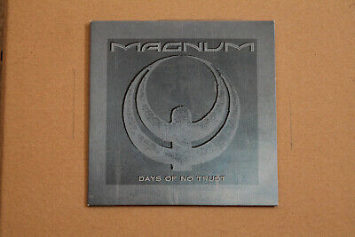 Magnum - Days of No Trust CD SINGLE1988 Polydor ‎– 887311-2  POCD 910