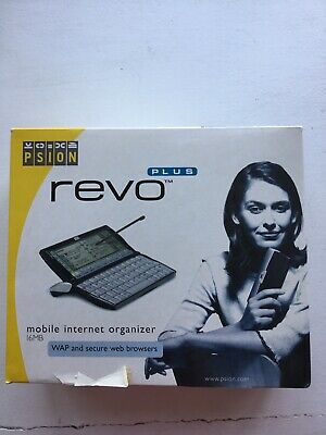 Psion Revo Plus 16MB mint condition in original packaging (SEE DESCRIPTION)