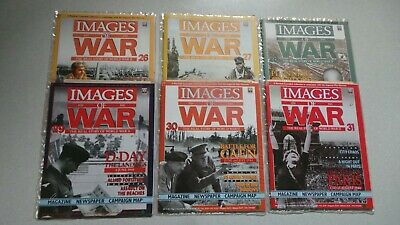 6 Images Of War Magazines 26 - 31