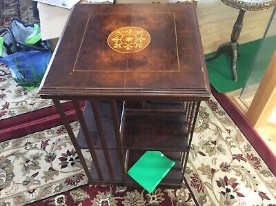 Library revolving table