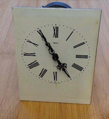 Vintage Smiths 8 Day Clock Movement Fully Working