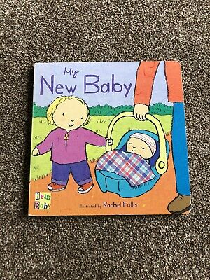 My New Baby - Book To Prepare Siblings For Baby Brother Or Sister