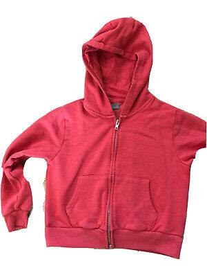 Next Age 6 Years Girls Hooded Zip Up