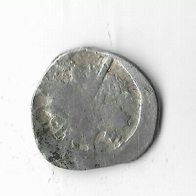 Rare Old Russia 1547-1584 Ivan The Terrible IV Russian Silver Collection Coin