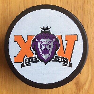 Reading Royals 15 Year Anniversary ECHL Ice Hockey Puck Official Merchandise