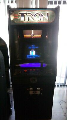 Tron Arcade Works Great 1982