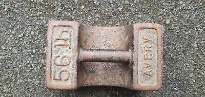 Industrial cast iron weights 56lb