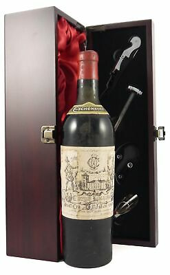 Chateau Lagrange 1952 Grand Cru Classe St Julien vintage wine in a gift box
