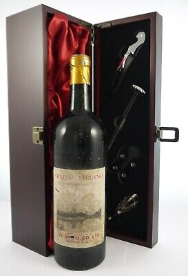 Chateau Lagrange 1964 Grand Cru Classe St Julien vintage wine in a gift box