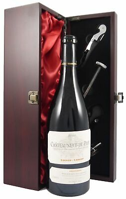Chateauneuf du Pape Tardieu-Laurent 2000 vintage wine in a gift box