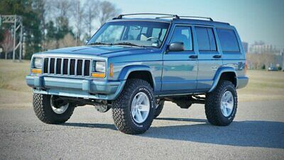 1999 Jeep Cherokee Fully Restored Stage 2 FULLY RESTORED CHEROKEE XJ / STAGE 2 / NEW PAINT, ENGINE, INTERIOR & MORE