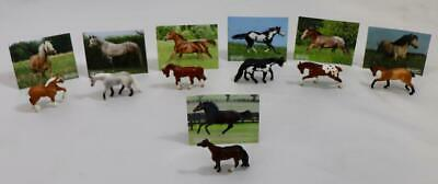 Breyer Mini Whinnies Horse Surprise Series 4 Lot of 7 No Chase 97260 Walmart New