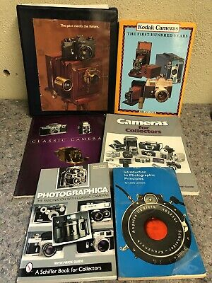 Lot Of Assorted Camera Related Guides/Books