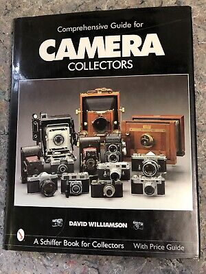 Comprehensive Guide For Camera Collectors By David Williamson