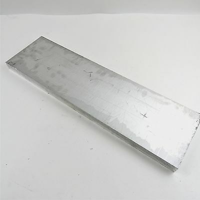 "1.25"" thick 6061 Aluminum PLATE  5.875"" x 18"" Long Solid Flat Stock sku137235"