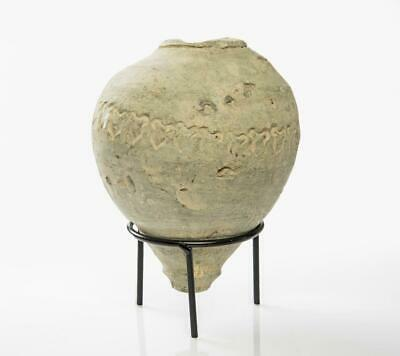 Islamic Byzantine  `Greek Fire` Hand grenade or Fire bomb: 12th-14th century AD.
