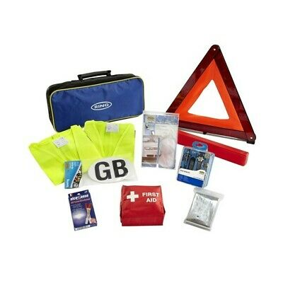 European Travel Kit RCT1 Ring Automotive Genuine Top Quality Product New