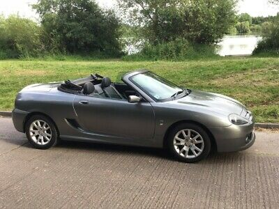 Mg Tf 135, 1.8, Full Leather, Upgraded Head Gasket, Heated Glass Rear Screen