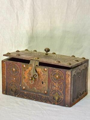 Small 19th Century French chest