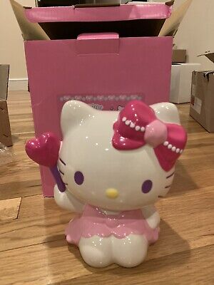 Sanrio Hello Kitty Angel Coin Bank