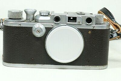Leica IIIA Body only 1937 Model Flash synch!!
