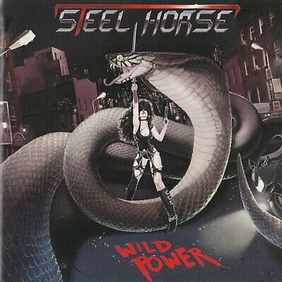 Steel Horse - Wild Power / Limited Edition,1000 copies / Heavy Metal