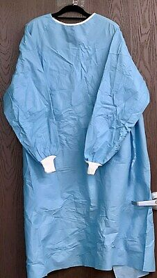 Surgical Gown Operating Isolation Protective Gown Dental Premium Quality Large