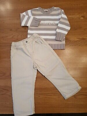 2 Piece Timberland Outfit Age 2yrs