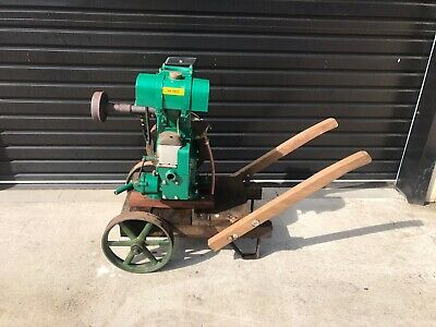 Lister D Type Stationary Engine