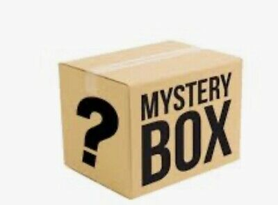 All Sports box mystery ALOT Of cards unopened packs and stars, relics and autos
