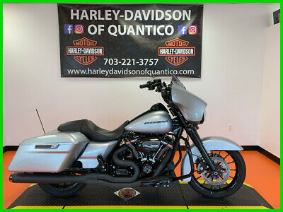 2019 Harley-Davidson Touring Street Glide Special 2019 Harley-Davidson Touring Street Glide Special Used