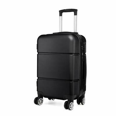 Kono Suitcase 20'' Travel Carry On Hand Cabin Luggage Hard Shell Travel Bag