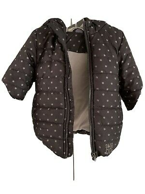 Lupilu girls winter jacket 2-3 years