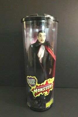 "Universal Studios Monsters Son Of Dracula 12"" Action Figure Mint + Box 1998 (2)"