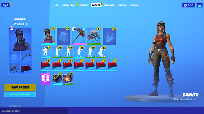 RAREST FORTNITE ACCOUNT EVER w/ Renegade Raider and Raider's Revenge