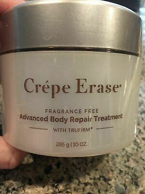 Crepe Erase Advanced Body Repair Treatment, 10 Oz - Fragrance Free - NEW IN BOX