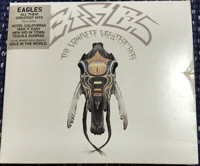 CD Double Compact Disc Used Good Condition The Complete Greatest Hits The Eagles