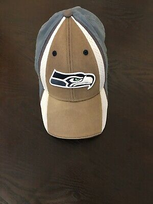 Seattle Seahawks Reebok Cap. NFL. USA. Very good used condition.