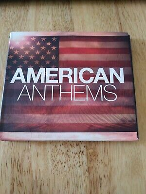 Various Artists : American Anthems CD 3 discs (2010) FREE Shipping, Save £s