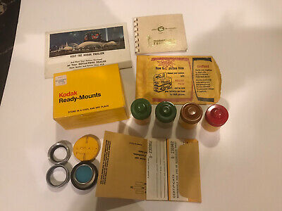 Expired Vintage Kodak Film Lot